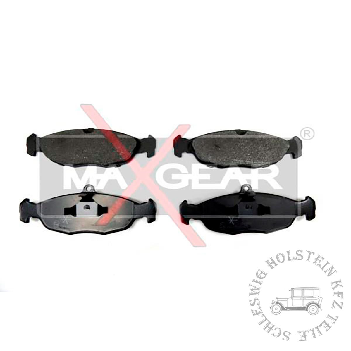 Bremsbelagsatz Vorne für OPEL CORSA B (S93) 1.0 i 12V (F08, F68, M68)
