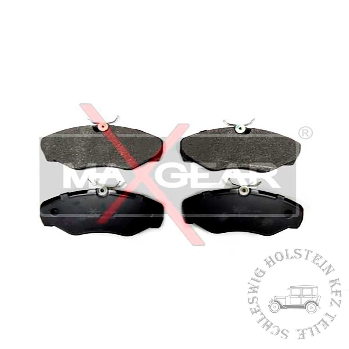 Bremsbelagsatz Vorne für OPEL VIVARO A Kasten (X83) 2.0 CDTI (F7)